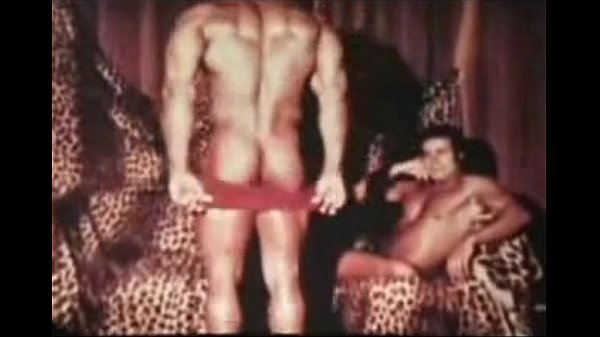 Warren Frederick and Damian – Vintage Muscle